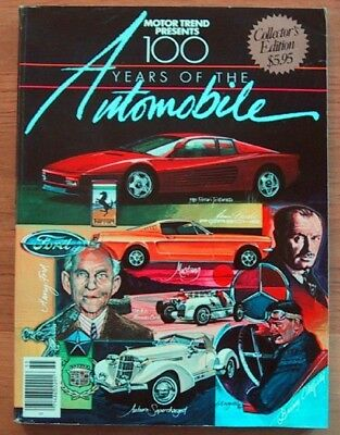 100 Years Of The Automobile Collectors Edition 1985