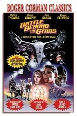 Battle Beyond the Stars [DVD] [1980] [Region 1] [US Import] [NTSC] - DVD  F1VG