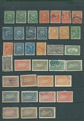 Republica Dominicana Dominican Republic 12 scan stamp collection MNH MH & Used