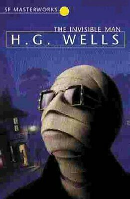 The Invisible Man by Wells, H.G. Book The Cheap Fast Free Post