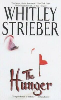 The Hunger by Strieber, Whitley Paperback Book The Cheap Fast Free Post