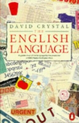 The English Language by Crystal, David Paperback Book The Cheap Fast Free Post