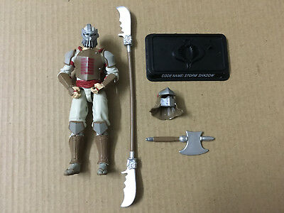 G.I.Joe 25th Comic Pack Storm Shadow action figure