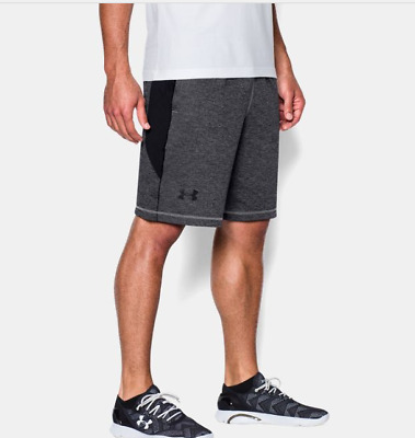 New With Tags Mens Under Armour Gym Loose Muscle Athletic Shorts