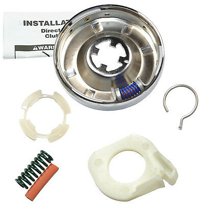 HQRP Washer Clutch Kit for Whirlpool Washer / Dryer, 285785 3951311 388949 64176