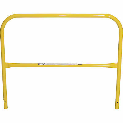 Safety Rail Company Mobile Safety Rail-Yellow 5ft.L Model# 400003