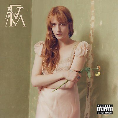 Florence and the Machine - High As Hope (NEW CD)