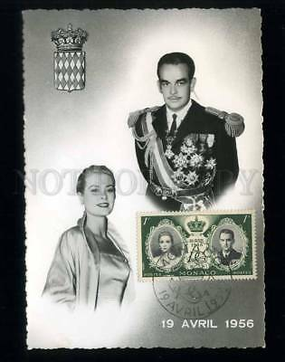 209485 Rainier III Prince Monaco married Grace Kelly 1956