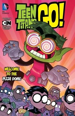 Teen Titans Go Vol 2, Various, 9781401267308