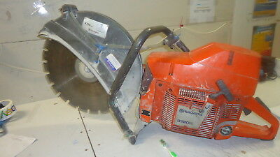Husqvarna Concrete Saw 3120K
