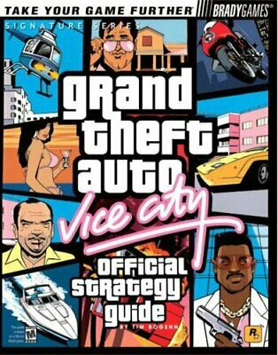Grand Theft Auto: Vice City Official Strategy Guide ... by Bogenn, Tim Paperback