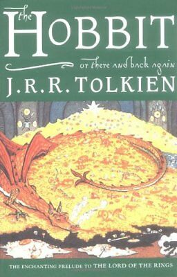 The Hobbit, Or, There and Back Again by Tolkien, J R R Book The Fast Free