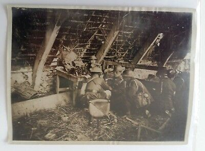 FRANCE 1WW BRITISH CAPTURE RIDGE in NORTH.An ARTILLERY OBSERVATION POST.-O400