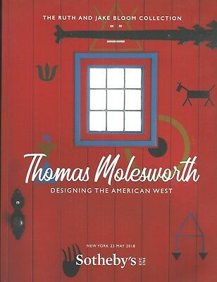 SOTHEBY'S Thomas Molesworth Design Furnishing Bloom Collection Auction Catalog