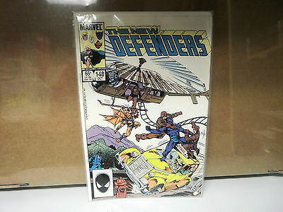 L4 Marvel Comic The New Defenders Issue 148 October 1985 New In Bag