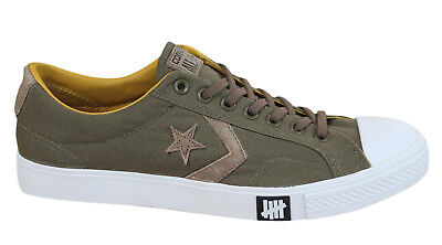 0296648e4f7a93 CONVERSE STAR PLAYER Undefeated Ox Mens Trainers Low Lace Up Shoes 137372C  D9 -  22.21