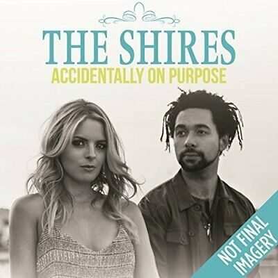 The Shires - Accidentally on Purpose - The Shires CD VPVG The Cheap Fast Free