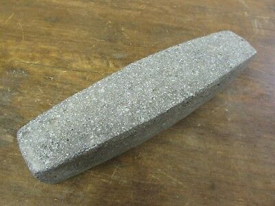 Mano Grinder-Rustic Metate Hand Mexican--Primitive-10 x 2.25 x 2.5 inches