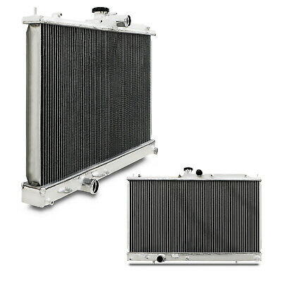 40mm ALLOY SPORT RADIATOR RAD FOR MITSUBISHI EVO 7 8 9 VII VIII IX 4G63 CT9A