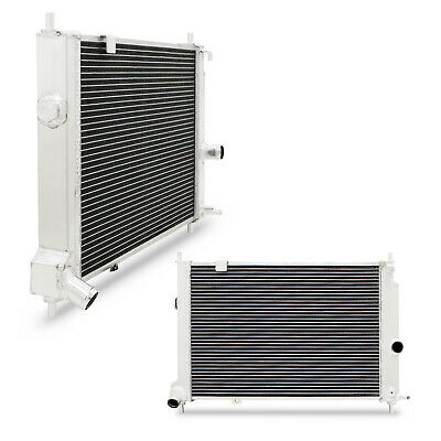 40mm HIGH FLOW ALLOY RADIATOR RAD FOR VAUXHALL OPEL ASTRA F MK3 2.0 8V 16V GSI