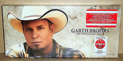 New Sealed Garth Brooks The Ultimate Collection 10 Cd Set