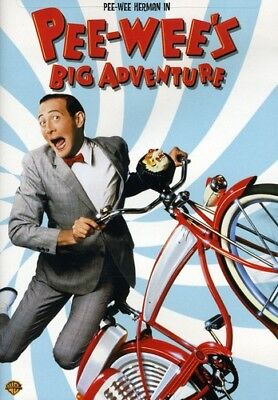 Pee-Wee's Big Adventure [New DVD] Repackaged