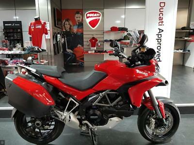 Ducati Multistrada 1200 S Touring ***full Ducati Luggage