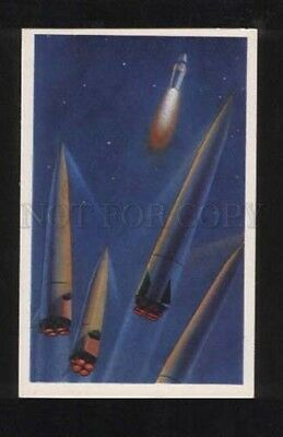 072719 RUSSIA SPACE PROPAGANDA Start of spacecraft branch Old