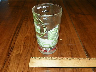 1947 GAMBLE'S STORES Glass Measuring Cup                                       *