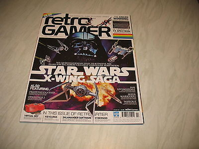 Retro Gamer magazine # 102 issue 102 vintage retro 30 Years of Spectrum Wipeout