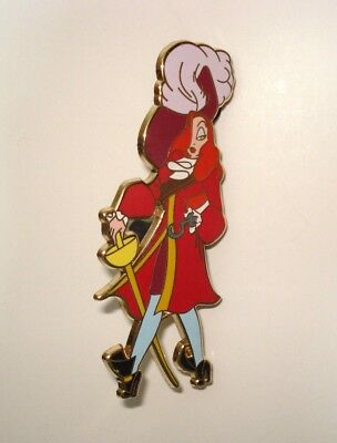 Disney Pin Trading Jessica Rabbit as Captain Hook Halloween Costume Villain LE : halloween costumes jessica rabbit  - Germanpascual.Com