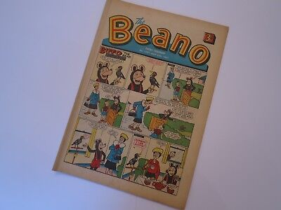 The BEANO Comic - No 1297 - 27th May 1967 - Very Good Condition