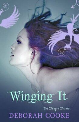 Winging It (The Dragon Diaries) by Deborah Cooke Book The Cheap Fast Free Post