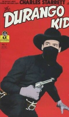 The Durango Kid ~ 44 Classic Westerns on 8 Dvd's ~ Charles Starrett ~