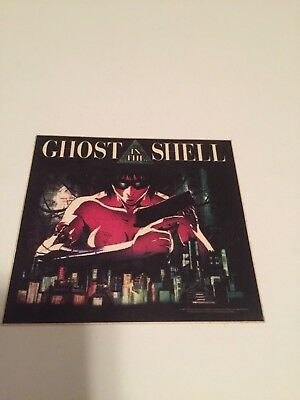 Ghost in the shell Anime Sticker