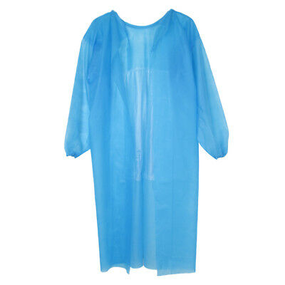 Disposable Waven Medical Laboratory Surgical Isolation Cover Gown Clothes