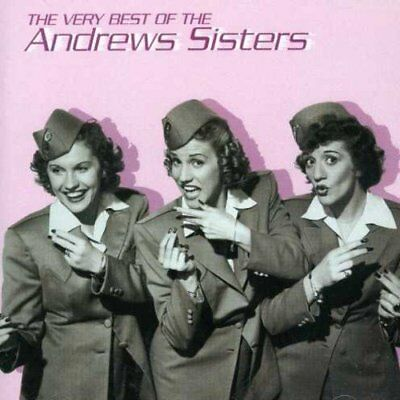 The Very Best Of The Andrews Sisters Audio CD