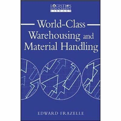 World-Class Warehousing and Material Handling (Logistic - Hardcover NEW Frazelle
