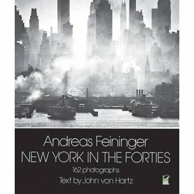 New York in the Forties - Paperback NEW Feininger, Andr 1978-09-18