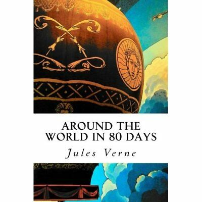 Around the World in 80 Days - Paperback NEW Verne, Jules 11/04/2016