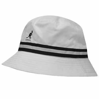 09cff3cab71 KANGOL MENS STRIPE Bucket Hat Cotton -  21.00