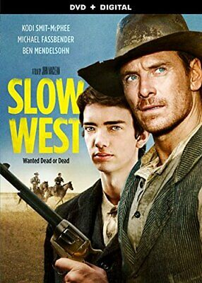 Slow West [Region 1] - DVD  UKVG The Cheap Fast Free Post