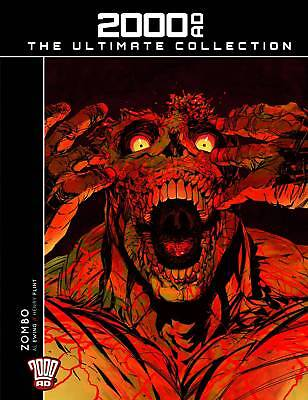 """2000Ad Ultimate Collection #17 """"zombo"""" Hc (Hachette)"""