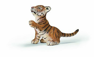Tiger Cub by Schleich; toy/replica/tiger/14371/retired