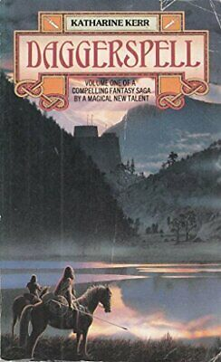 Daggerspell (Science Fiction/Fantasy) by Kerr, Katharine Paperback Book The