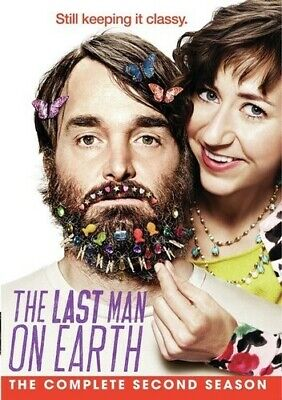The Last Man on Earth: The Complete Second Season [New DVD] Manufactured On De