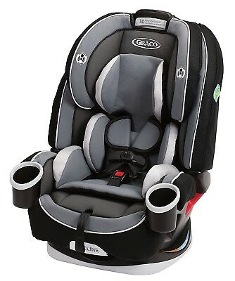 Graco Baby 4Ever 4-in-1 Car Seat Infant Child Booster Cameron NEW