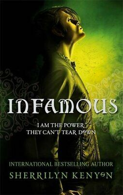 Infamous: Number 3 in series (Chronicles of Nick) by Kenyon, Sherrilyn Book The