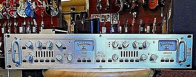 dbx 576 Vacuum Tube Preamp / Compressor Channel Strip! AWESOME! NO RESERVE!!!!!!
