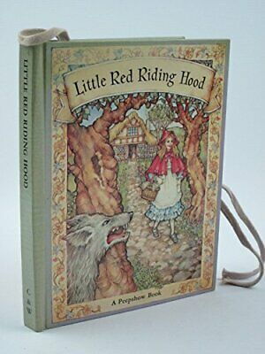 Little Red Riding Hood (Peepshow Books) by Perrault, Charles Hardback Book The